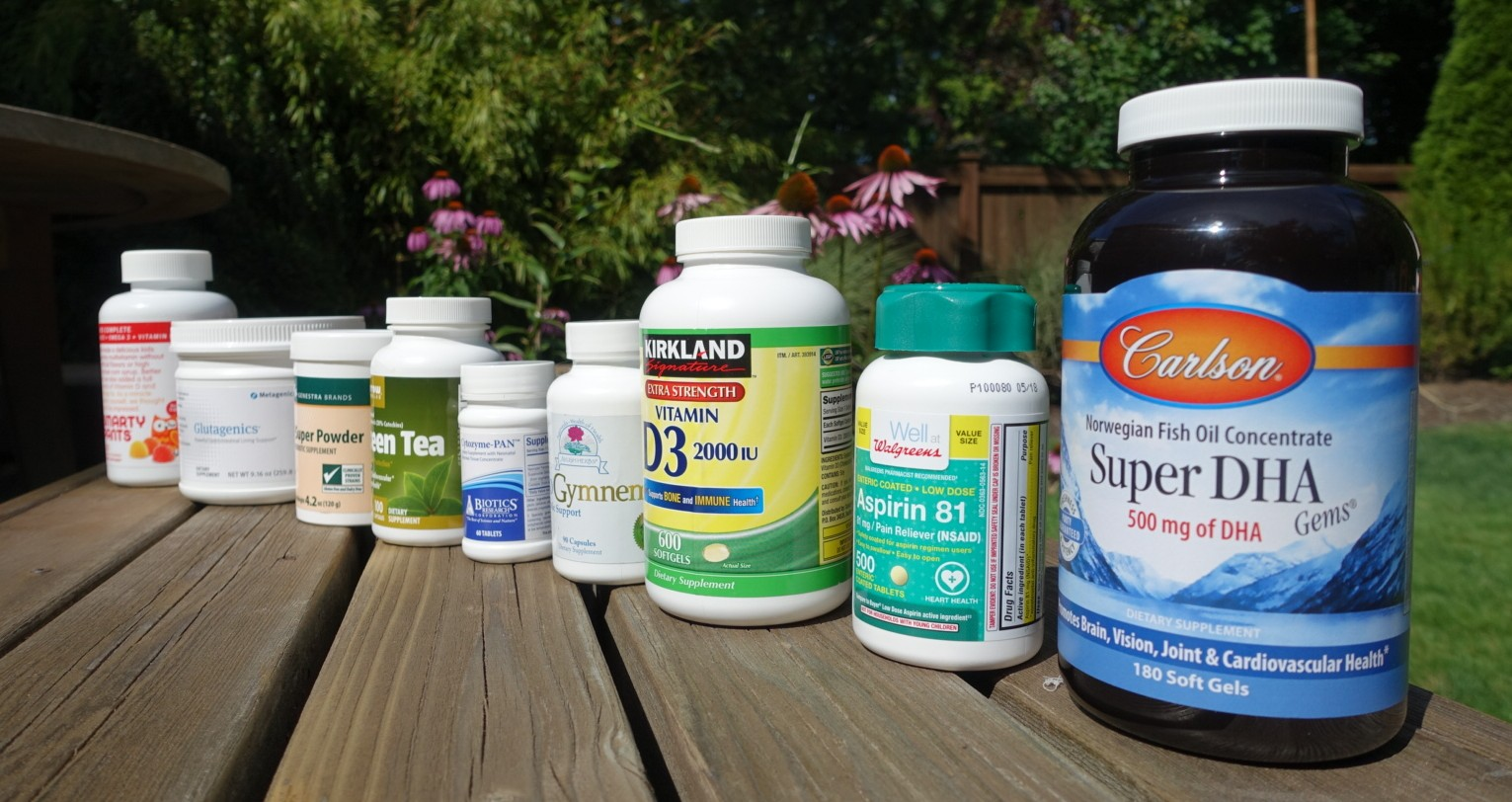 Our supplement collection